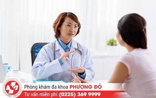 Điều trị bệnh rong kinh tại Đa Khoa Phượng Đỏ Hải Phòng