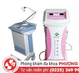 Phương pháp Viba, Ozone (Viêm âm đạo)