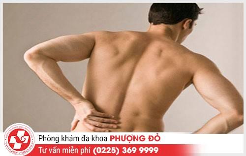 Dấu hiệu đau tuyến tiền liệt