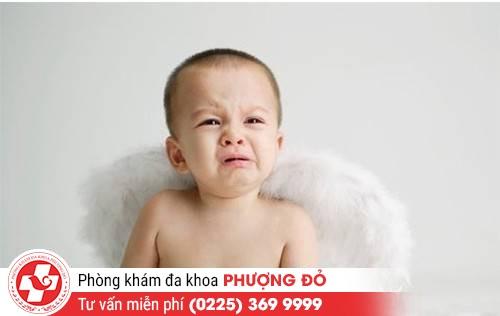Hẹp bao quy đầu ở trẻ em
