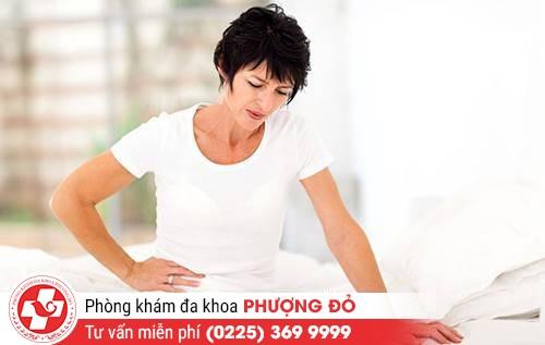 Nguyên nhân có thể gây ra hiện tượng đau vùng chậu