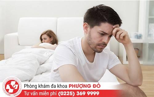 Nguyên nhân gây yếu sinh lý ở nam giới