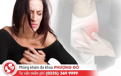 Nguyên nhân và triệu chứng của bệnh viêm tuyến vú ở nữ giới