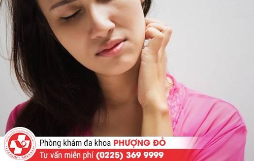 Bệnh mề đay có những triệu chứng gì?