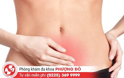 Triệu chứng khi bị viêm lộ tuyến cổ tử cung