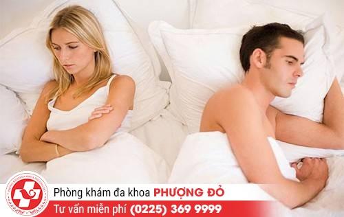 4 dấu hiệu nhận biết yếu sinh lý ở nam giới